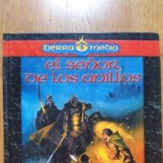Jeux Anciens: EL SEÑOR DE LOS ANILLOS. JUEGO DE ROL. (2ª EDICIÓN). Lote 78282545