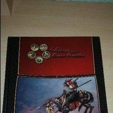 Juegos Antiguos: CRIATURAS DE ROKUGAN - LEYENDA DE LOS CINCO ANILLOS (LEYENDA DE LOS 5 ANILLOS) - ROL. Lote 78410601