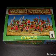 Giochi Antichi: ORCS WARHAMMER. Lote 78430637