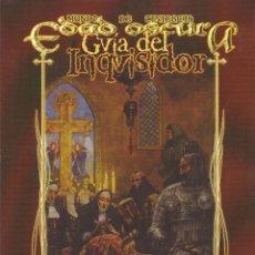 Juegos Antiguos: ROL: GUIA DEL INQUISIDOR - EDAD OSCURA - PRECINTADO A ESTRENAR. Lote 181543743