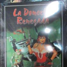 Juegos Antiguos: ROL: LA DONCELLA RENEGADA - ELRIC - PRECINTADO A ESTRENAR. Lote 195157941