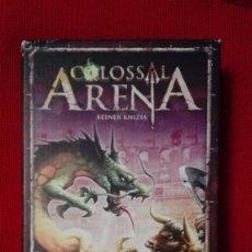 Juegos Antiguos: COLOSSAL ARENA. Lote 80313541