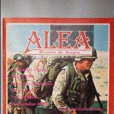 Juegos Antiguos: WARGAME OP. NABOPOLASAR, KUWAIT 1991, ALEA Nº 10. Lote 80621846