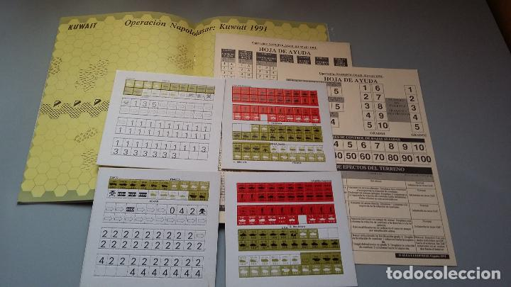 Juegos Antiguos: Wargame OP. Nabopolasar, kuwait 1991, Alea nº 10 - Foto 2 - 80621846