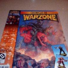 Juegos Antiguos: CRONICAS DE WARZONE 1 AÑO 1996 MUTANT CHRONICLES. Lote 81123323
