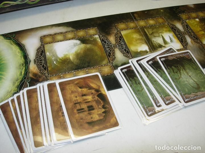 Juegos Antiguos: El juego de cartas cards CALL OF CTHULHU , LA LLAMADA DE CTHULHU, EDGE 2009 - Foto 3 - 81124448