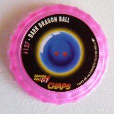 Juegos Antiguos: DRAGON BALL GT CHAPS Nº 127 - DARK DRAGON BALL. Lote 82293616