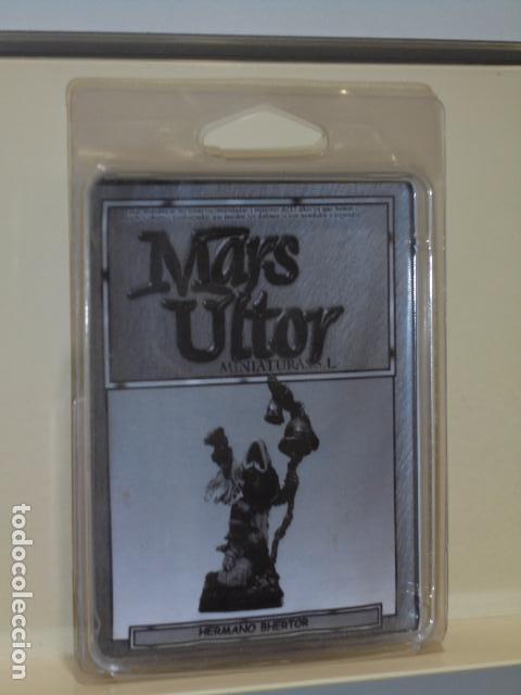 HERMANO BHERTOR BLISTER MINIATURA METAL - MARS ULTOR (16) (Juguetes - Rol y Estrategia - Otros)
