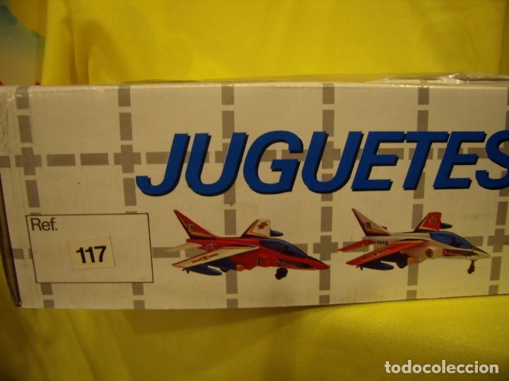 Juegos Antiguos: Avión Juguetes 33 Dornier Alpha Jet de Fricción, años 70, Nuevo sin usar - Foto 5 - 83368928