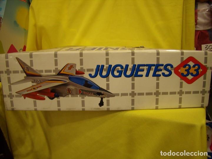 Juegos Antiguos: Avión Juguetes 33 Dornier Alpha Jet de Fricción, años 70, Nuevo sin usar - Foto 6 - 83368928