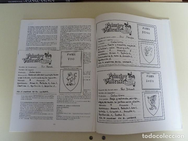 Juegos Antiguos: PRINCIPE VALIENTE - JUEGO DE ROL NARRATIVO - Foto 2 - 84500768