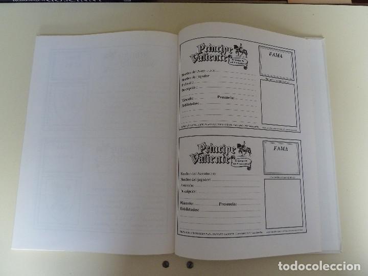 Juegos Antiguos: PRINCIPE VALIENTE - JUEGO DE ROL NARRATIVO - Foto 4 - 84500768