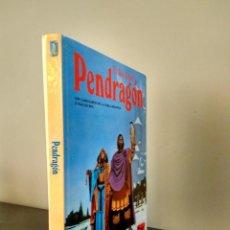Juegos Antiguos: PENDRAGON EL REY ARTURO-GREG STRAFFO-JUEGO DE ROL DE LOS CABALLEROS DE LA TABLA REDONDA.. Lote 84832812