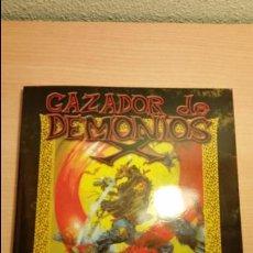Juegos Antiguos: CAZADOR DE DEMONIOS VAMPIRO MASCARADA - VAMPIRO REQUIEM - HOMBRE LOBO - MUNDO DE TINIEBLAS - ROL. Lote 85943752