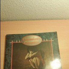 Juegos Antiguos: CAZADORES CAZADOS VAMPIRO MASCARADA - VAMPIRO REQUIEM - MUNDO DE TINIEBLAS - ROL. Lote 85944096