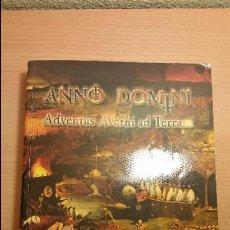Juegos Antiguos: ANNO DOMINI ADVENTUS AVERNI AD TERRAM - AD&D - NOMINIS SATANIS - AQUELARRE - ARS MAGICA - ROL. Lote 86155480