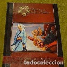 Juegos Antiguos: EL ARTE DEL DUELO LEYENDA DE LOS CINCO ANILLOS - LEYENDA DE LOS 5 ANILLOS - L5A - SAMURAIS - ROL. Lote 86157484