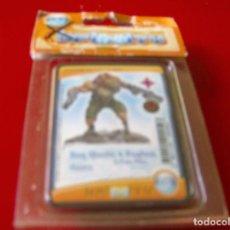 Juegos Antiguos: INFINITY GAME - DOG WARRIOS - DOGFACE - 2 CHAIN RIFLES - ARMY . ARIADNA - BLEISER SIN ABRIR. Lote 86292856