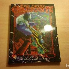 Juegos Antiguos: COMPANION VAMPIRO EDAD OSCURA - VAMPIRO MASCARADA - MUNDO DE TINIEBLAS - ROL. Lote 86426868