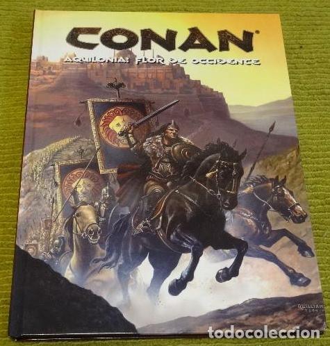 AQUILONIA: FLOR DE OCCIDENTE - CONAN - ROL (Juguetes - Rol y Estrategia - Juegos de Rol)