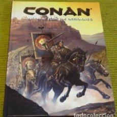 Juegos Antiguos: AQUILONIA: FLOR DE OCCIDENTE - CONAN - ROL. Lote 86486604