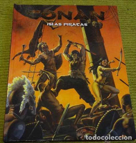 ISLA PIRATAS - CONAN - ROL (Juguetes - Rol y Estrategia - Juegos de Rol)