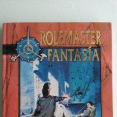 Jogos Antigos: LIBRO DE ROL/ROLEMASTER FANTASIA.. Lote 86754552