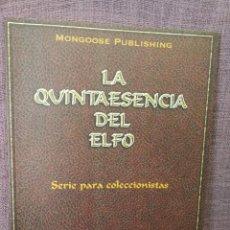 Juegos Antiguos: LA QUINTAESENCIA DEL ELFO. Lote 87609892