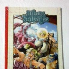 Juegos Antiguos: MARES SALVAJES SUPLEMENTO DE ROL PARA EXALTADO DE LA FACTORIA DE IDEAS. Lote 114403195
