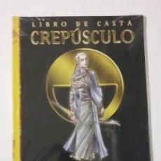 Juegos Antiguos: LIBRO DE CASTA CREPUSCULO SUPLEMENTO DE ROL PARA EXALTADO DE LA FACTORIA DE IDEAS. Lote 116291888