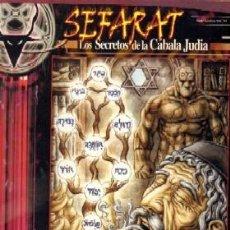 Juegos Antiguos: SEFARAD LOS SECRETOS DE LA CABALA JUDIA. IBAÑEZ, RICARD. JROL-008. Lote 289698033