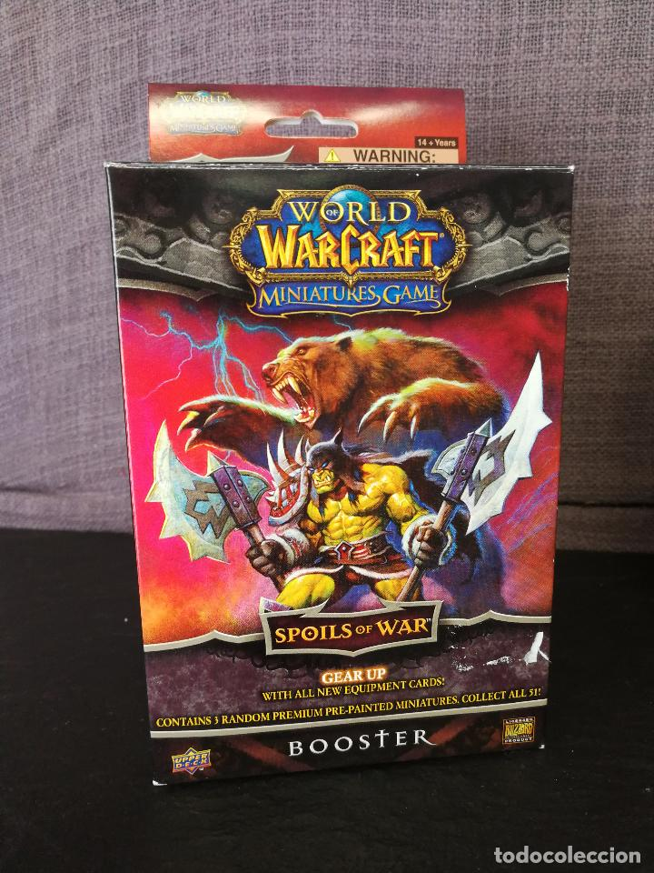 Booster world of warcraft - Sold through Direct Sale - 89294288