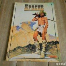 Juegos Antiguos: FAR WEST - APACHE - JUEGO DE ROL - M+D EDITORES. Lote 89317631