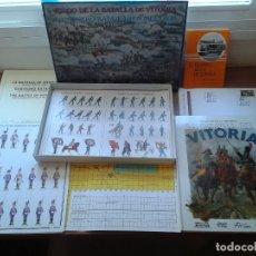 """Juegos Antiguos: LOTE JUEGO """"LA BATALLA DE VITORIA"""". Lote 89504692"""