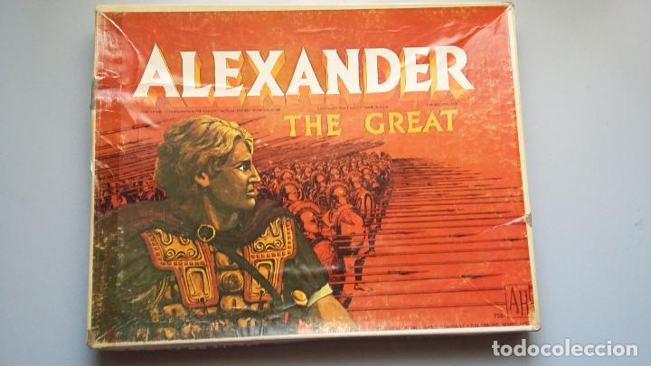 Juegos Antiguos: Wargame Alexander the Great, Avalon Hill - Foto 1 - 89571648