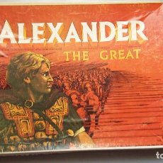 Juegos Antiguos: WARGAME ALEXANDER THE GREAT, AVALON HILL. Lote 89571648