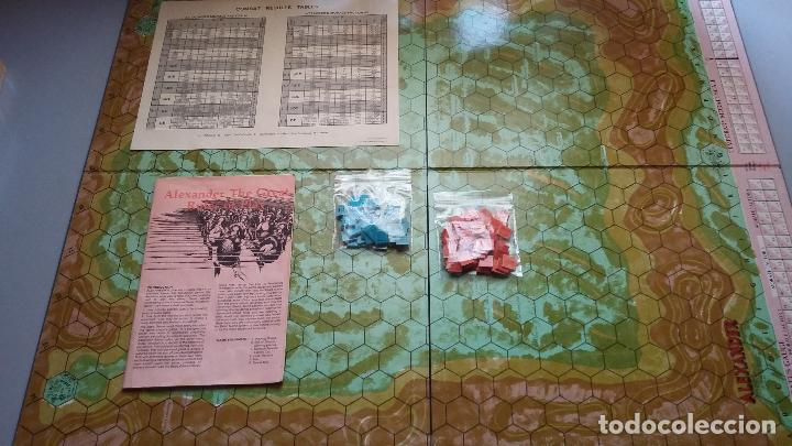 Juegos Antiguos: Wargame Alexander the Great, Avalon Hill - Foto 2 - 89571648