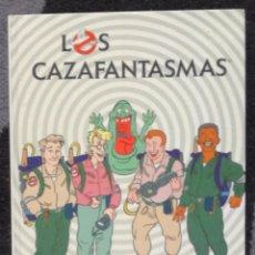 Juegos Antiguos: LIBRO DE ROL: LOS CAZAFANTASMAS - JOC INTERNACIONAL (PRIMI). Lote 90588260