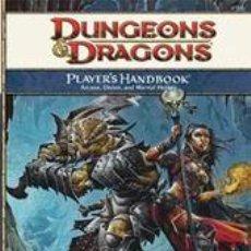 Juegos Antiguos: D&D PLAYER´S HANDBOOK - TSR DUNGEONS & DRAGONS JUEGO ROL INGLÉS. Lote 90830945