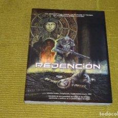 Juegos Antiguos: REDENCION EL JUEGO DE ROL (EDGE EDG9000). Lote 90868085