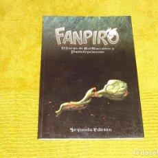 Juegos Antiguos: FANPIRO SEGUNDA EDICION BASICO (LA FACTORÍA DE IDEAS FF1001). Lote 223973918