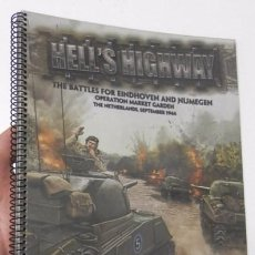 Juegos Antiguos: HELL'S HIGHWAY - FLAMES OF WAR. Lote 91123395