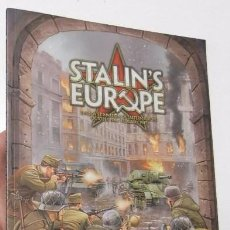 Juegos Antiguos: STALIN'S EUROPE - FLAMES OF WAR. Lote 91123745