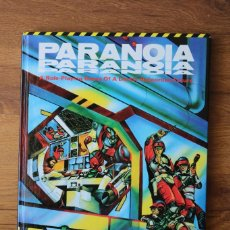 Juegos Antiguos: PARANOIA, ROLE-PLAYING GAME WEST END JUEGO ROL JOC VINTAGE. Lote 91548940
