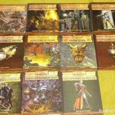 Juegos Antiguos: WARHAMMER SEGUNDA EDICION LOTE 11 LIBROS (EDGE) - TAPA DURA . Lote 157543510