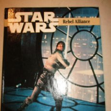 Juegos Antiguos: STAR WARS-LA ALIANZA REBELDE-REBEL ALLIANCE-WEST END GAMES-INGLES-1ªEDICION 1990. Lote 92839830