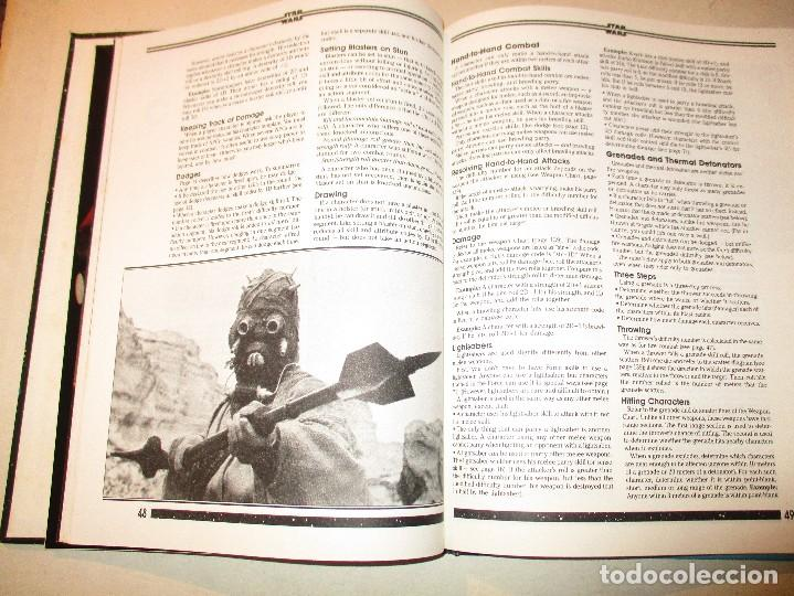 Juegos Antiguos: STAR WARS-LA GUERRA DE LAS GALAXIAS-ROLEPLAYING-WEST END GAMES-INGLES-1ªEDICION 1987 - Foto 5 - 92840195