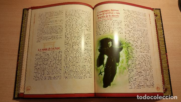Juegos Antiguos: Leyenda de los Cinco Anillos Básico - Leyenda de los 5 Anillos - L5A - Samurais - ROL - Foto 2 - 86156912