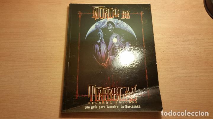 Juegos Antiguos: Mundo de Tinieblas - Vampiro Mascarada - Mago Ascensión - Hombre Lobo Apocalipsis - ROL - Foto 4 - 86280764