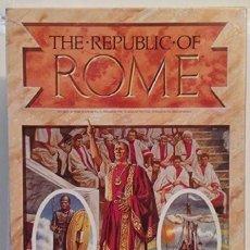 Juegos Antiguos: REPUBLIC OF ROME AVALON HILL 1990 JUEGO MESA ESTRATEGIA VINTAGE. Lote 93722175